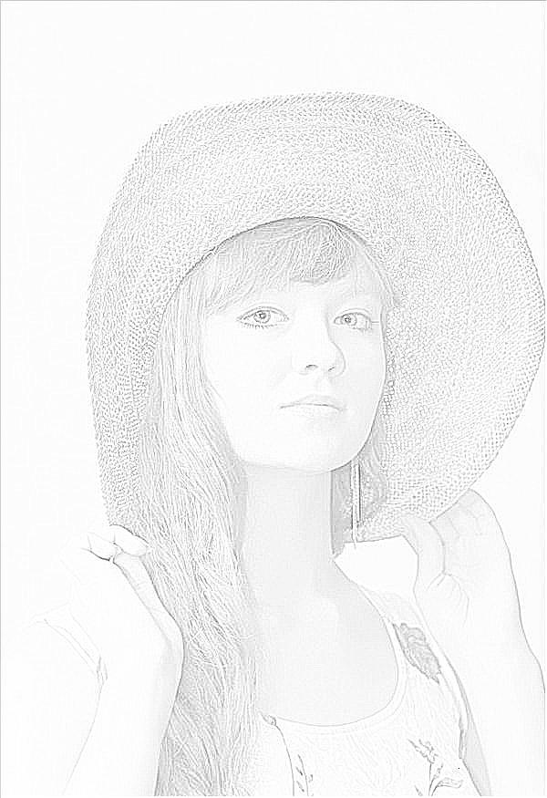 Photo to pencil sketch