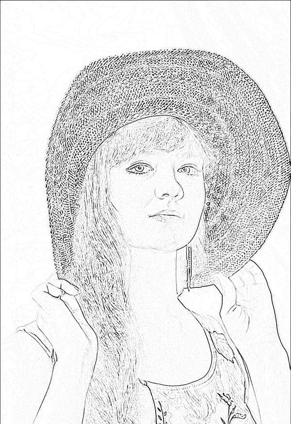 Photo To Pencil Sketches Online Editor